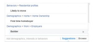 Facebook - First time Home buyers and builders